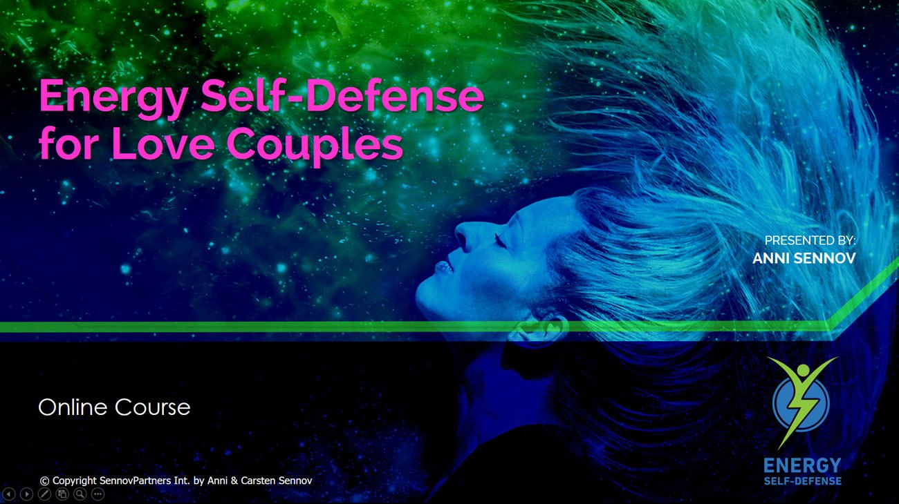 Energy Self-Defense for Love Couples Online Course