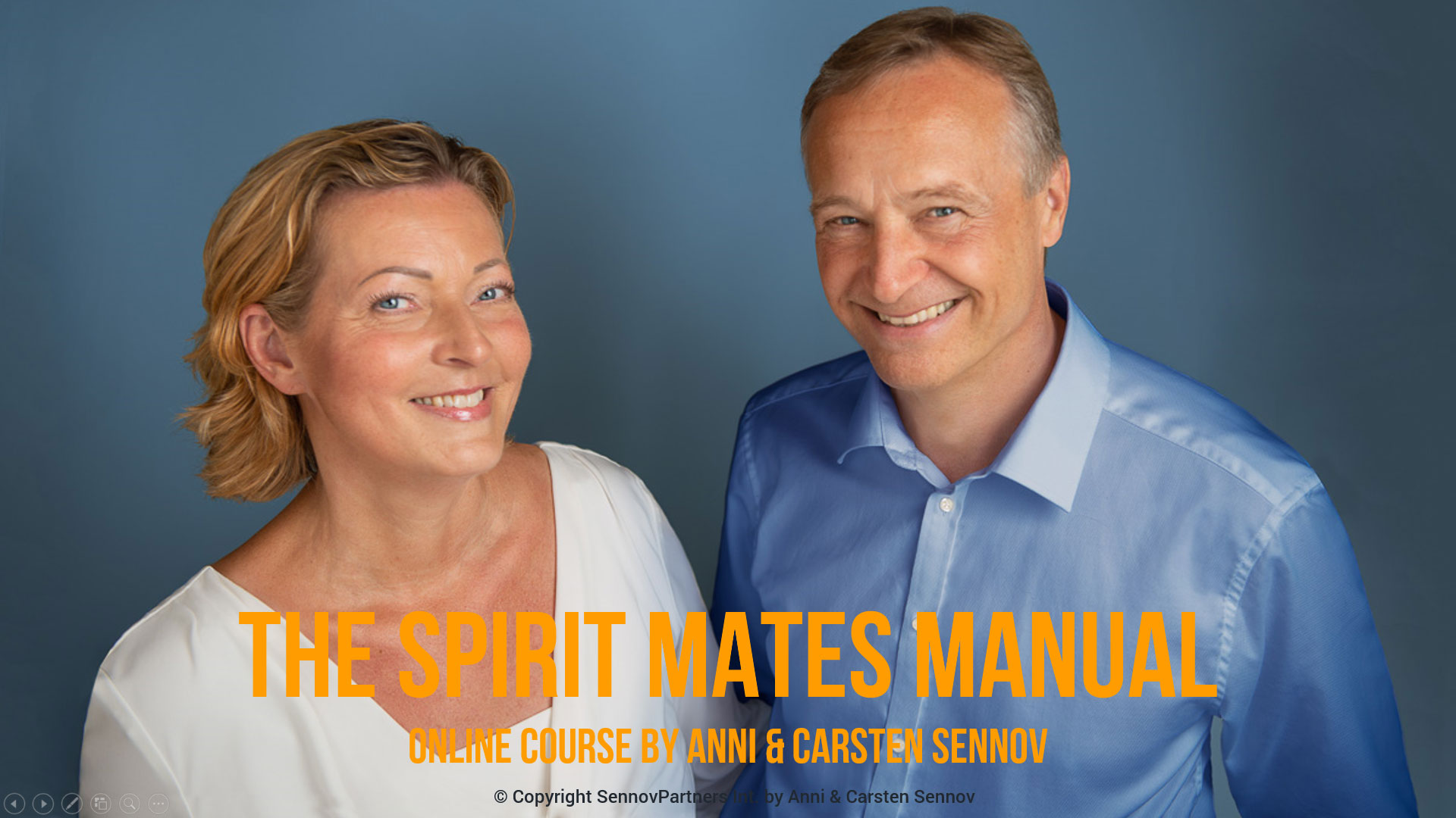 The Spirit Mates Manual